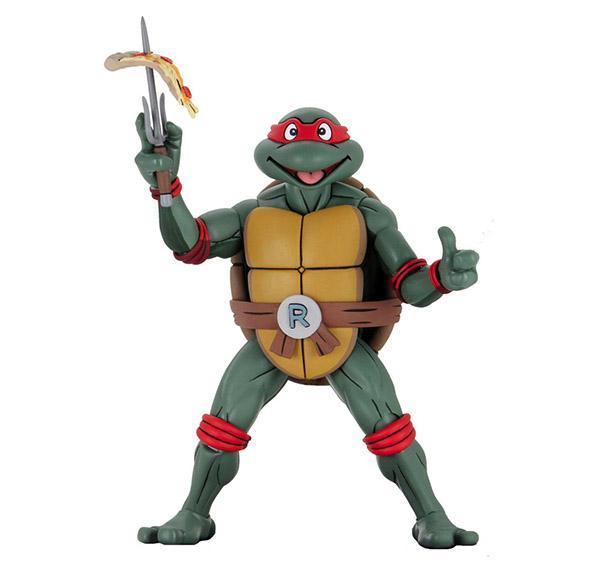 Neca tmnt ninja tortues raphael 41cm suukoo toys
