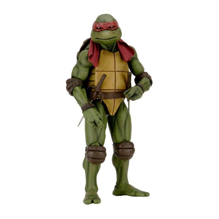 Neca tortue ninja raphael 42cm tmnt teenage turtles mutant ninja 1