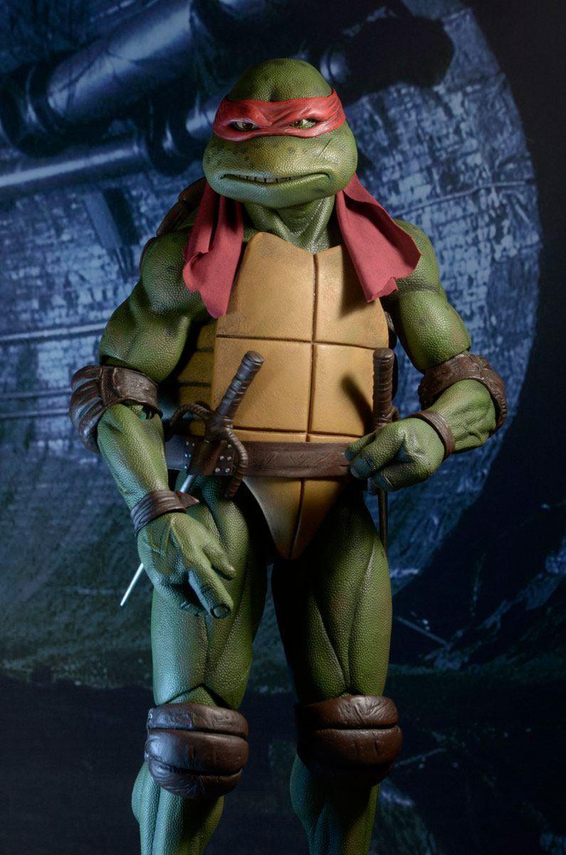 Neca tortue ninja raphael 42cm tmnt teenage turtles mutant ninja 2