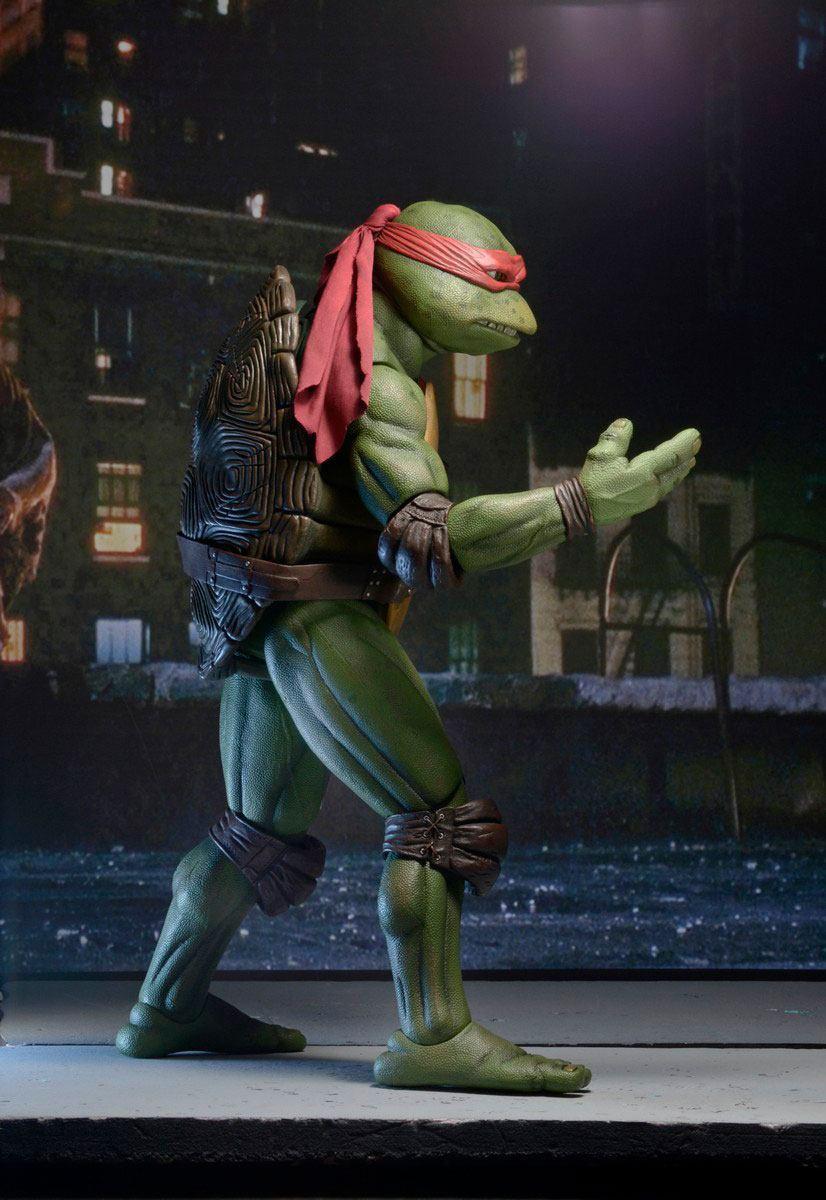 Neca tortue ninja raphael 42cm tmnt teenage turtles mutant ninja 3