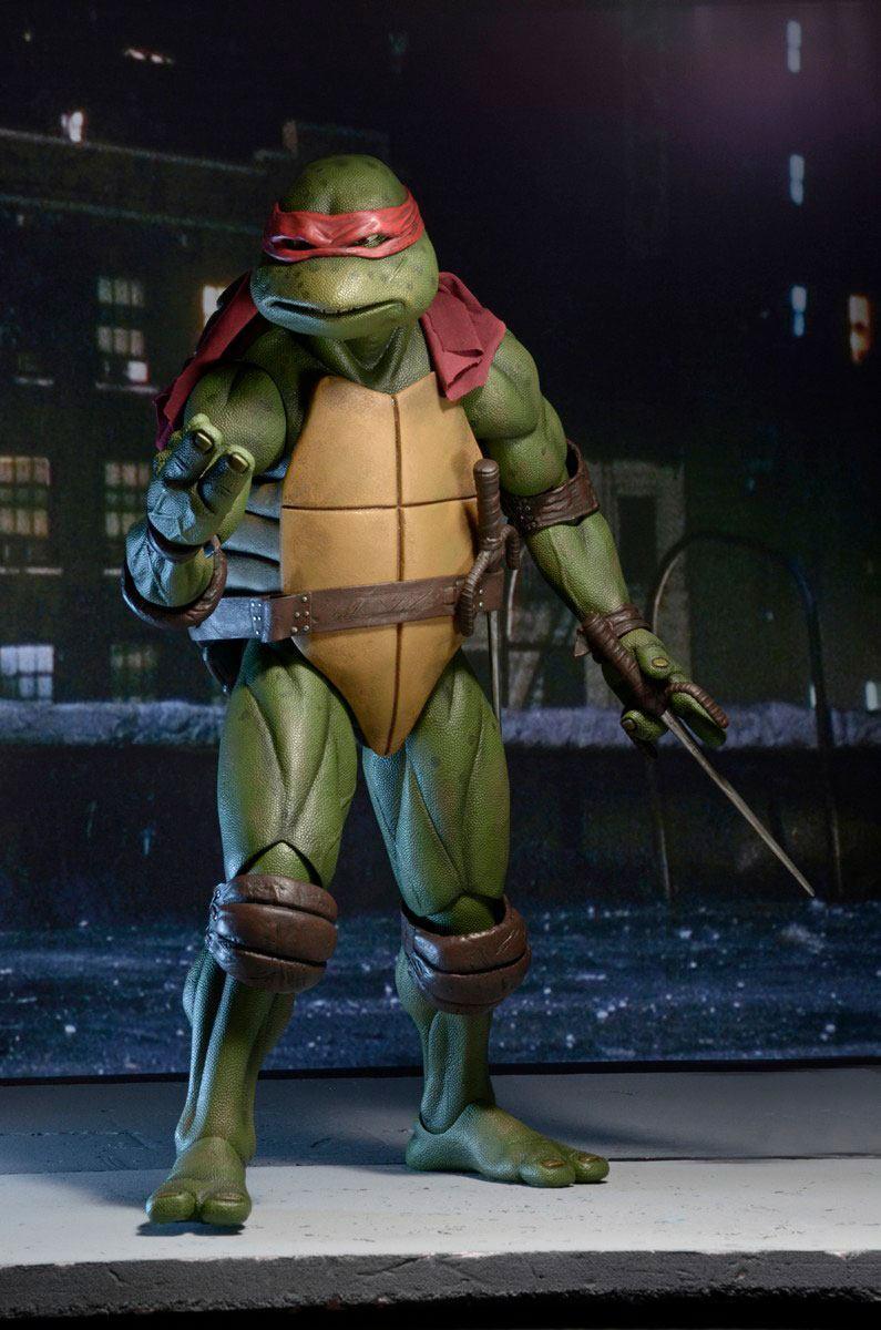 Neca tortue ninja raphael 42cm tmnt teenage turtles mutant ninja 5