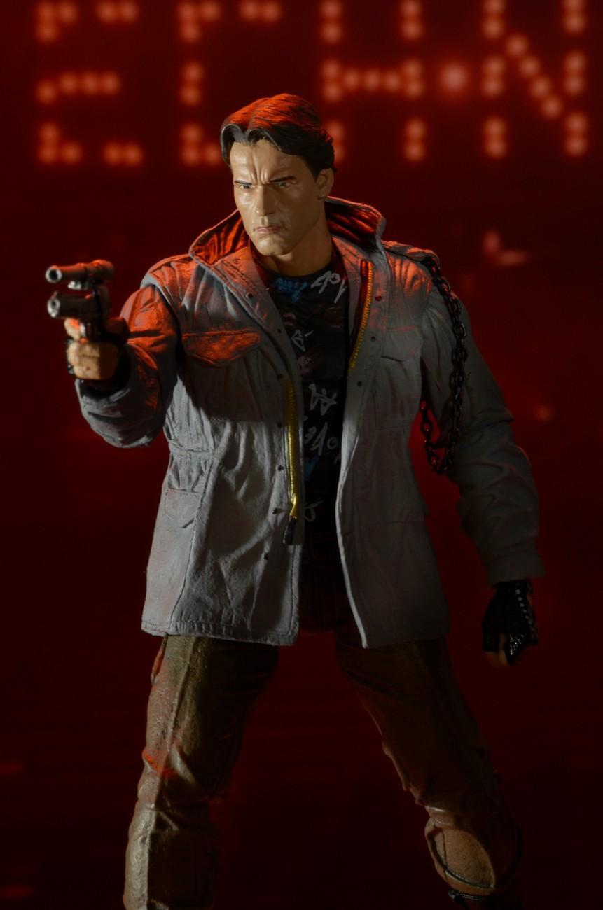 Neca ultimate tech noir terminator 6