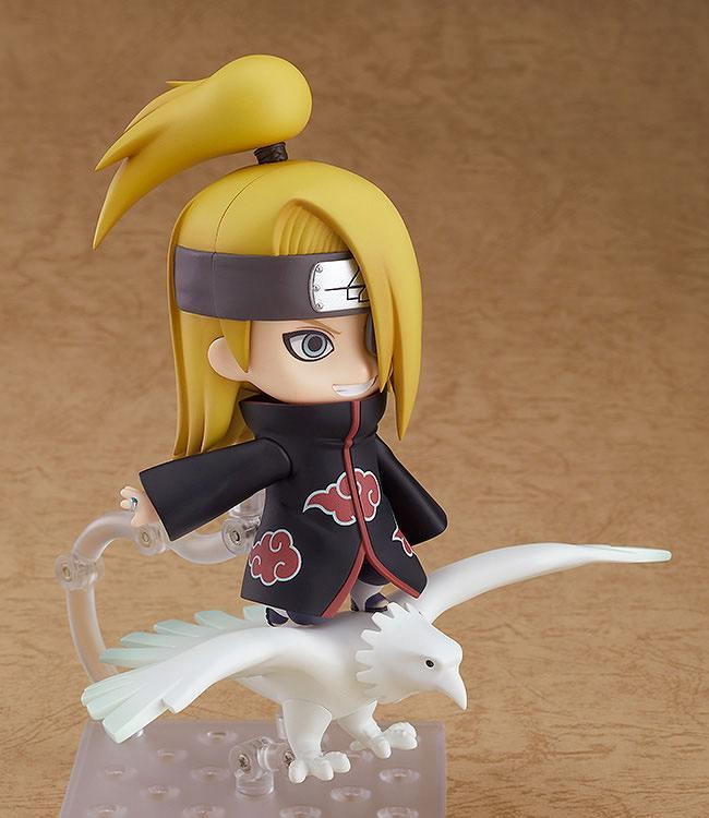 Nendoroid deidara naruto shippuden figurine articulee 4