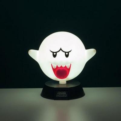 Nintendo lampe 3d super mario boo 10cm