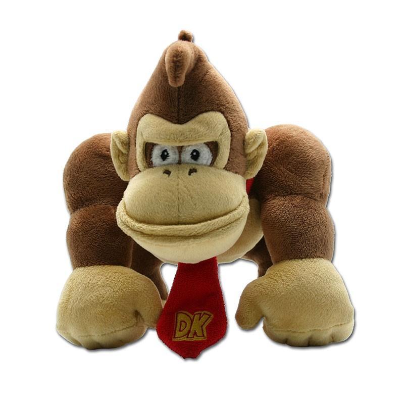 Nintendo peluche mario bros 22cm small donkey kong