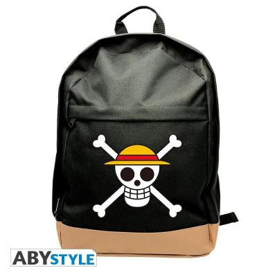 One piece sac a dos skull