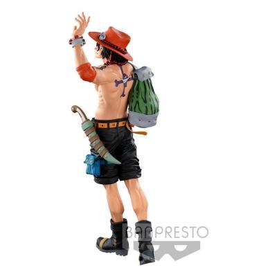 One Piece The Portgas D. Ace The Original statuette BWFC 3 Super Master Stars Piece 30 cm