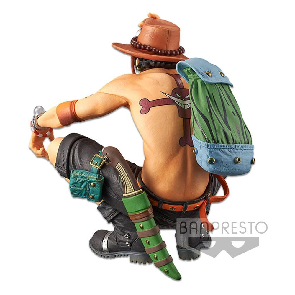 One piece statuette king of artist portgas d ace special ver 13 cm 3