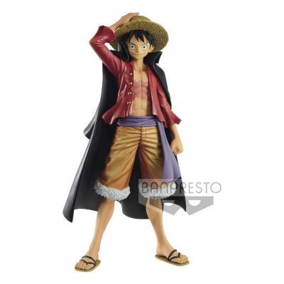One Piece statuette DXF Grandline Men Luffy (Wano Kuni) 16 cm