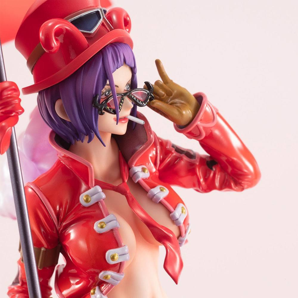 One piece statuette pvc excellent model p o p belo betty 2
