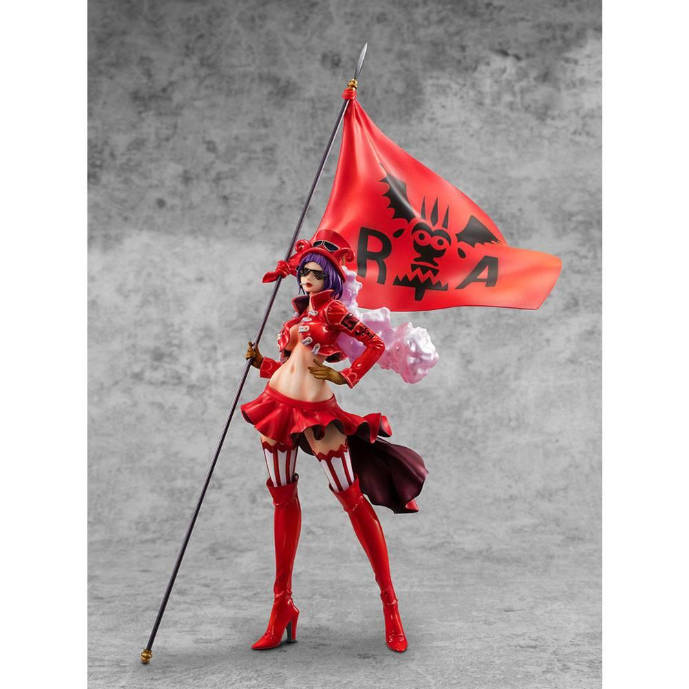 One piece statuette pvc excellent model p o p belo betty 3