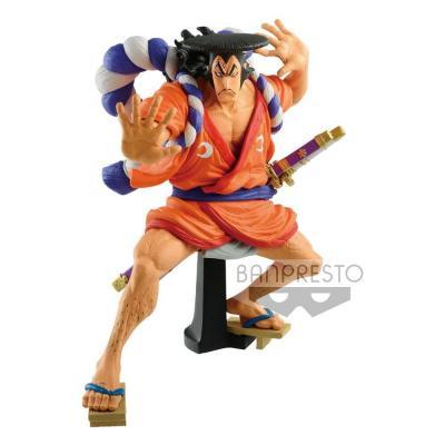 One Piece statuette PVC King Of Artist The Kozuki Oden 17 cm