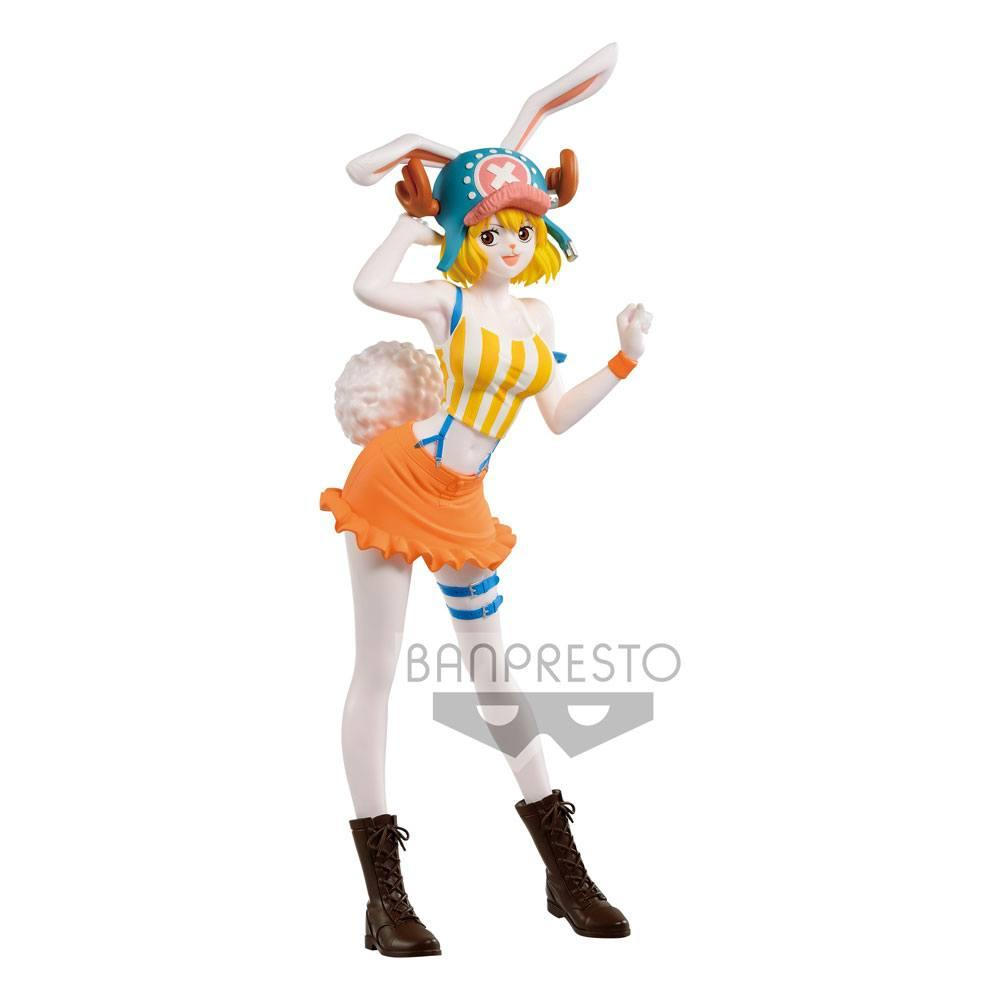 One piece statuette pvc sweet style pirates carrot normal color version a 23 cm