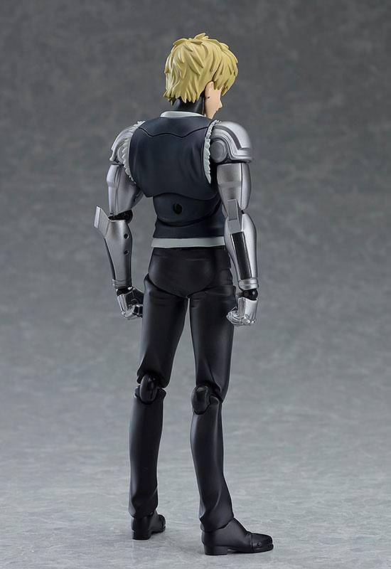 One punch figma genos ma factory figurine articulee 3