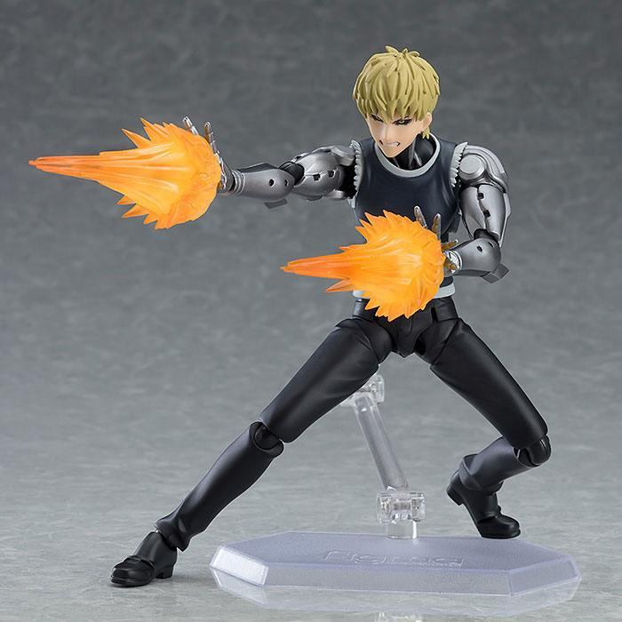 One punch figma genos ma factory figurine articulee 4