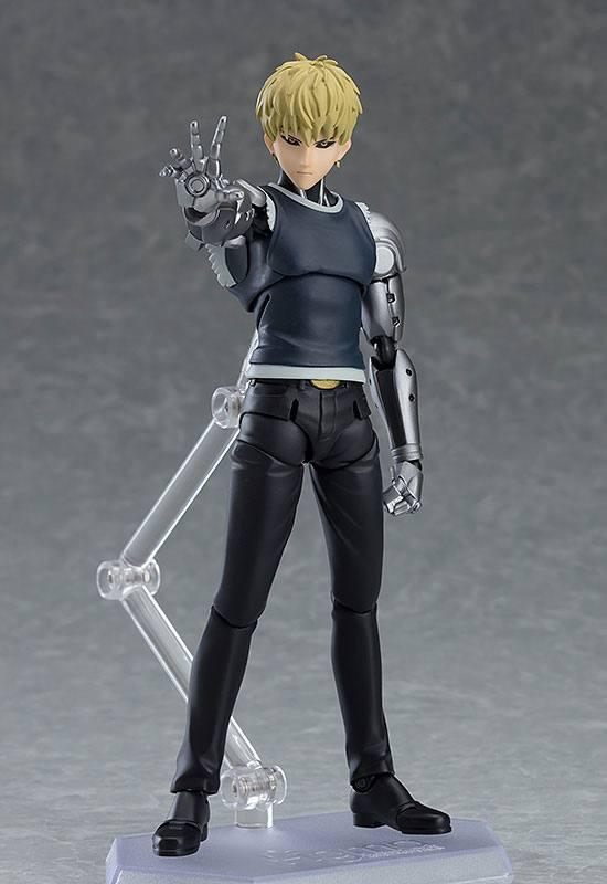 One punch figma genos ma factory figurine articulee 6