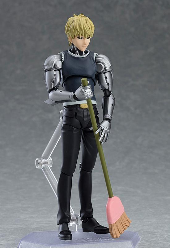 One punch figma genos ma factory figurine articulee 7