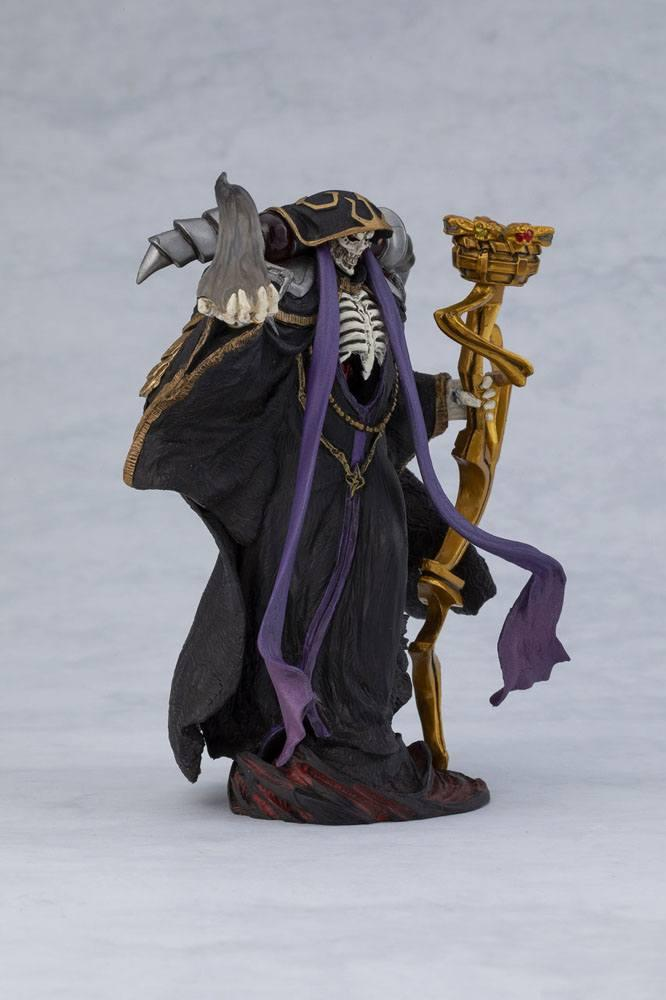 Overlord statuette pvc ainz ooal gown overseas 12 cm 6
