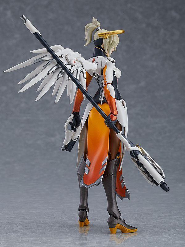 Overwatch figurine figma mercy 16 cm 4