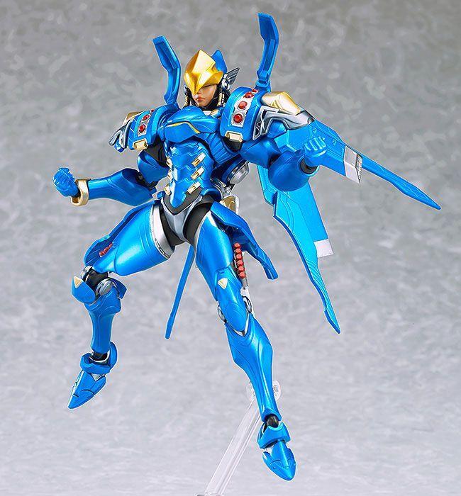 Overwatch figurine figma pharah