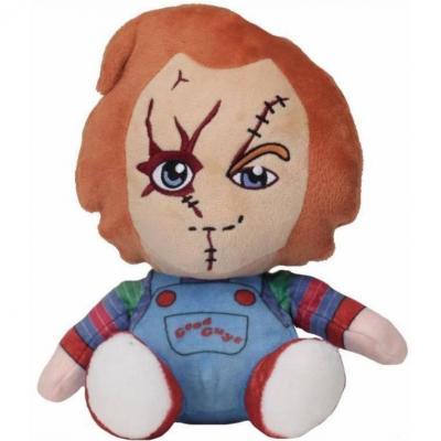 Poupée diabolique peluche Phunny Chucky 15 cm