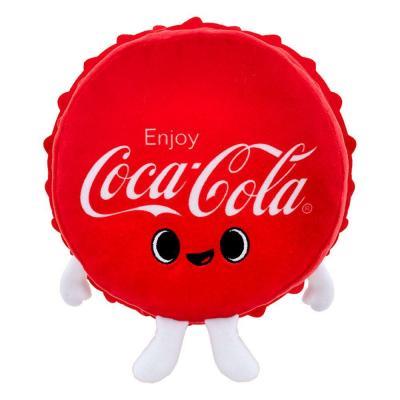 Coca-Cola peluche Coca-Cola Bottle Cap 18 cm