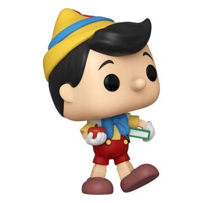 Pinocchio 80th Anniversary POP! Disney Figurine School Bound Pinocchio 9 cm