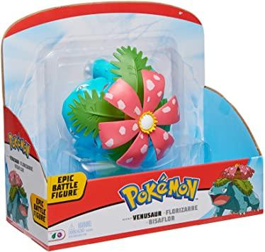 Pokemon figurine epic florizarre 30 cm boti 1