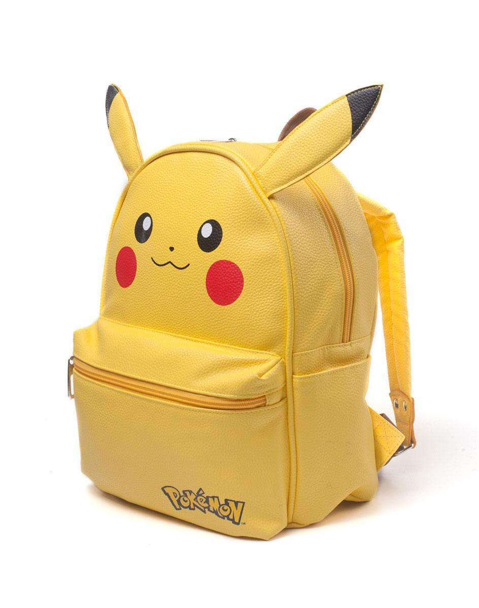 Pokemon sac a dos pikachu 42cm 2