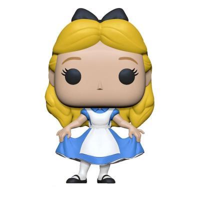 Alice au pays des merveilles Figurine POP! Disney Vinyl Alice Curtsying 9 cm