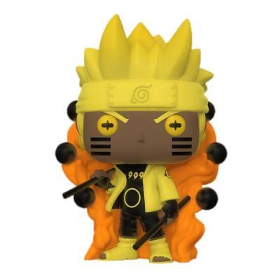 Naruto Shippuden Figurine POP - Naruto Six Path Sage GLOW version 9 cm - Animation Vinyl