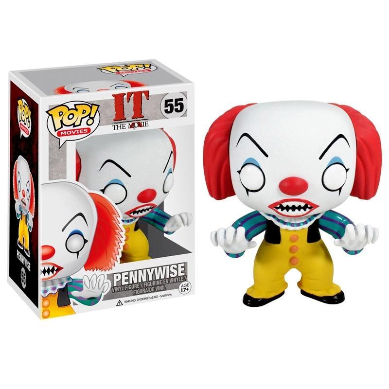Pop pennywise clown ca it il est revenu figurine figure funko