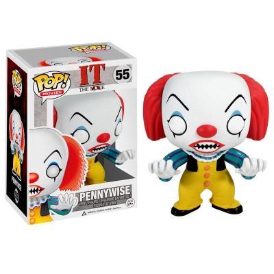 Ça (It) POP! Vinyl figurine Pennywise 10 cm