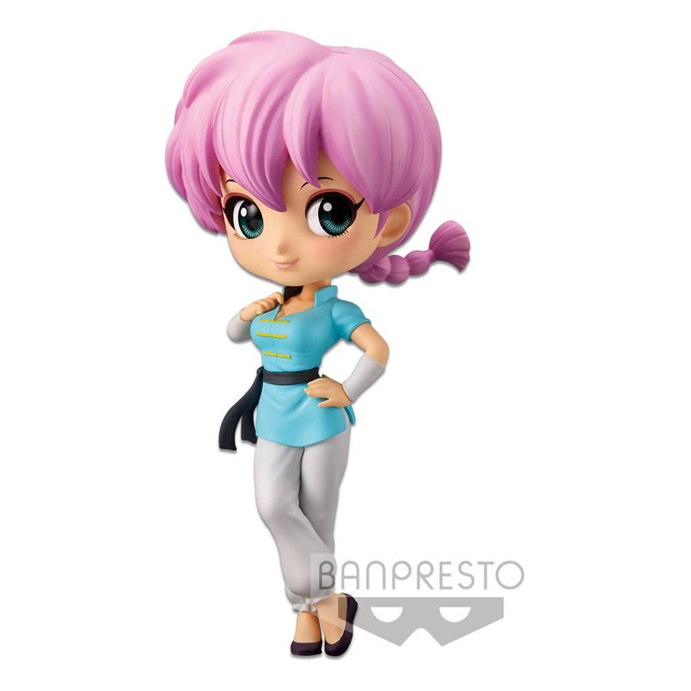 Ranma 1 2 figurine q posket ranma saotome female ver b 14 cm