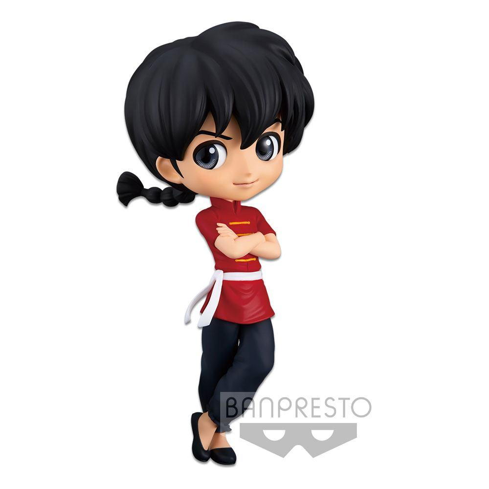 Ranma 1 2 figurine q posket ranma saotome ver a 14 cm