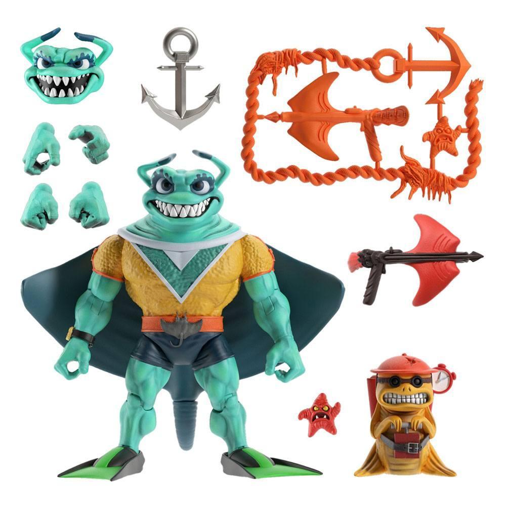 Ray filet ultimates super7 figure tmnt suukoo toys 4