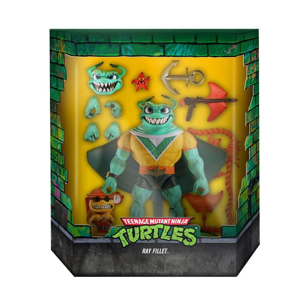 Ray filet ultimates super7 figure tmnt suukoo toys 5