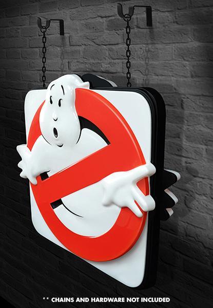 Replique logo firehouse ghostbusters suukoo toys 1