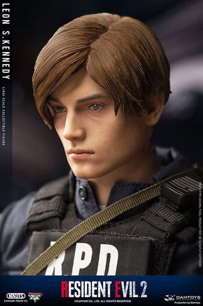 Resident evil 2 figurine 16 leon s kennedy 30 cm 12