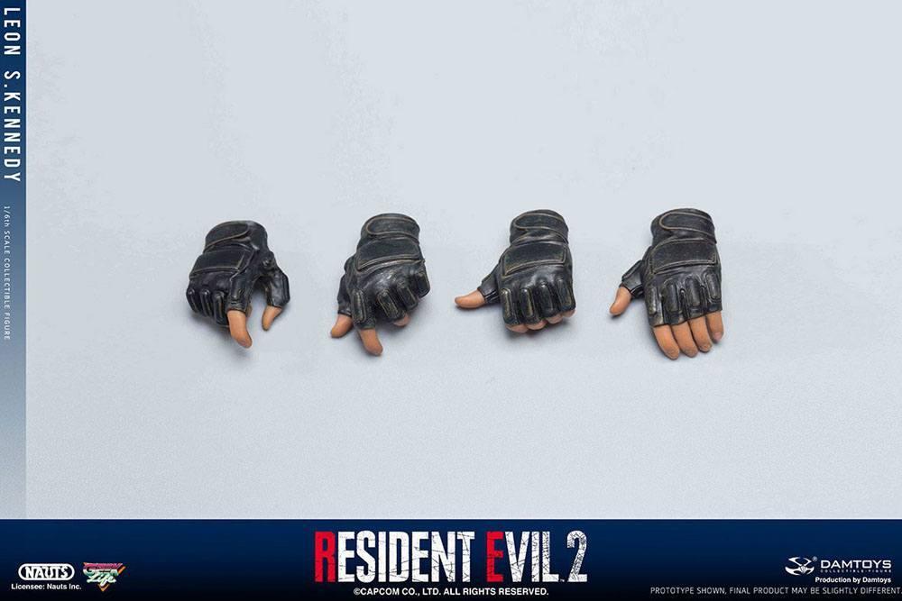 Resident evil 2 figurine 16 leon s kennedy 30 cm 16