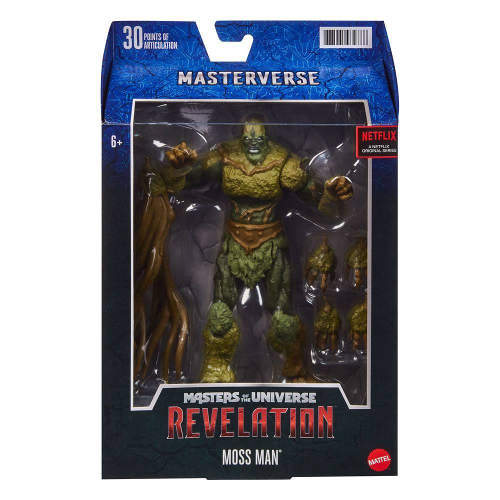 Revelation masterverse 2021 figurine moss man 18 cm 1