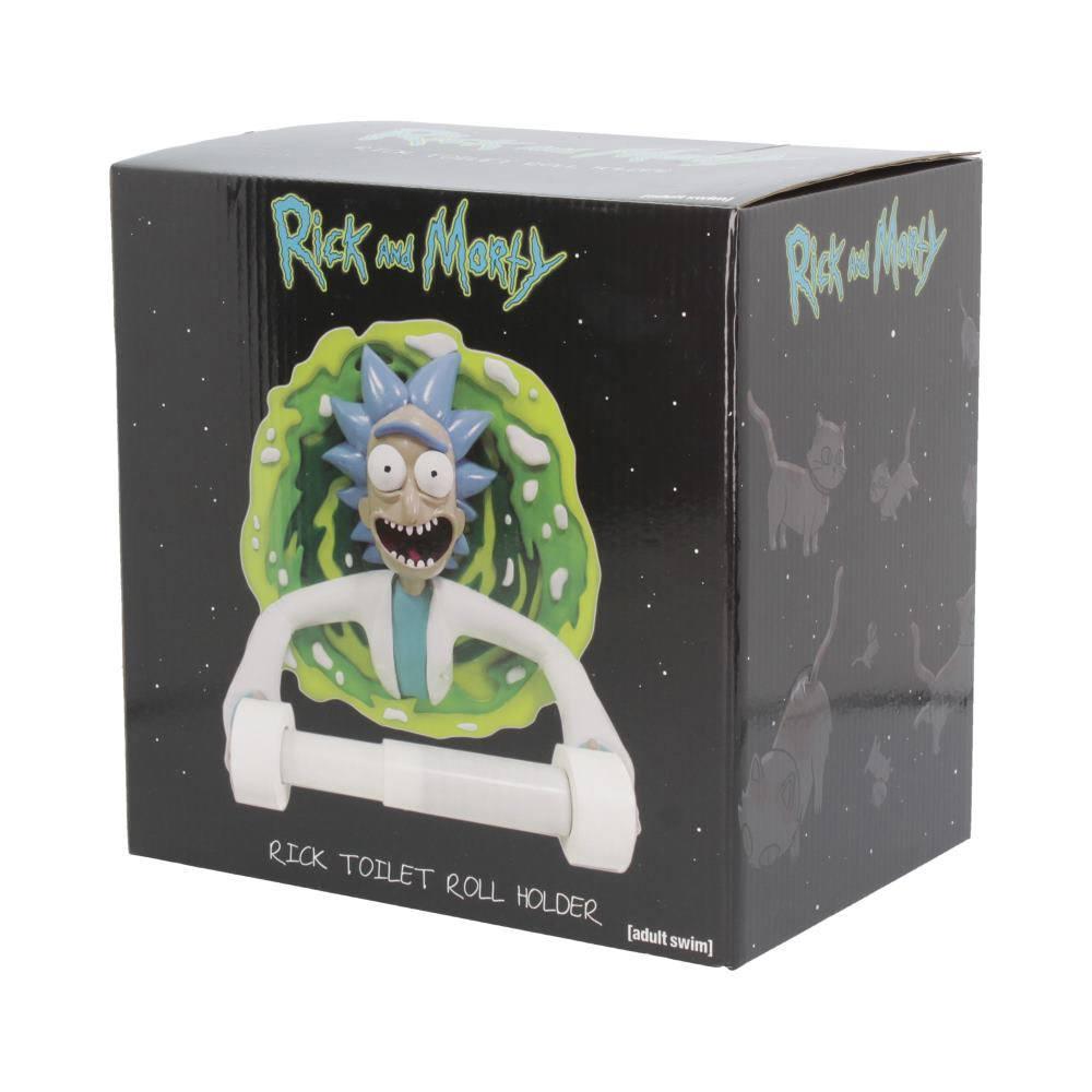 Rick et morty porte rouleau rick 4