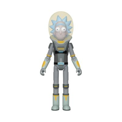 Rick & Morty figurine Space Suit Rick 10 cm