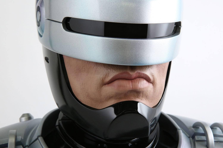 Robocop buste 76cm 1