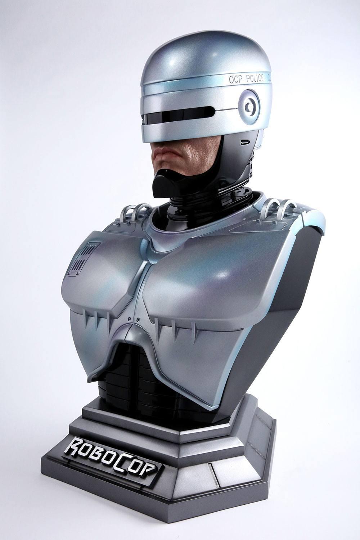 Robocop buste 76cm 4