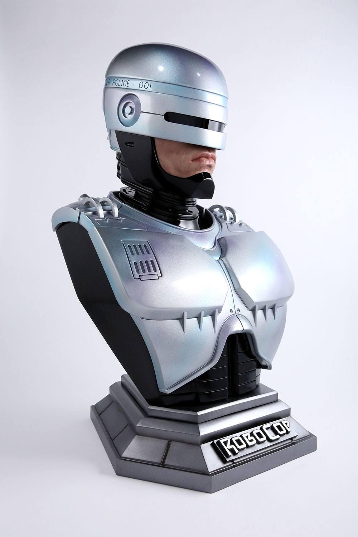 Robocop buste 76cm 8