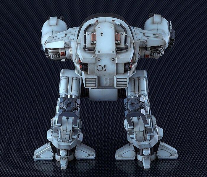 Robocop figurine moderoid plastic model kit ed 209 20 cm maquettes 1