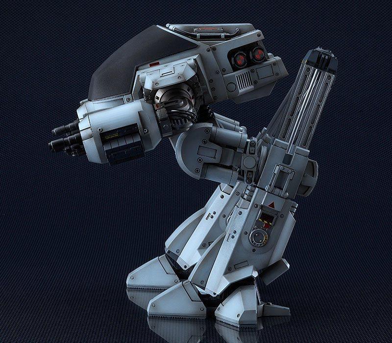 Robocop figurine moderoid plastic model kit ed 209 20 cm maquettes 10