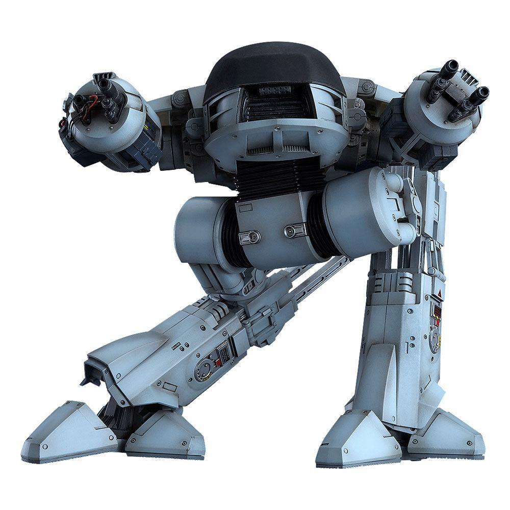 Robocop figurine moderoid plastic model kit ed 209 20 cm maquettes 2