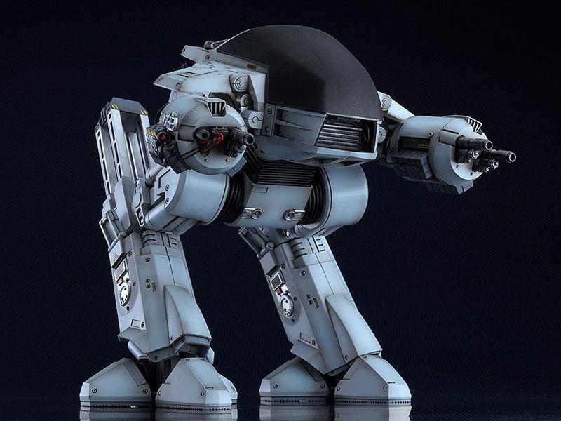 Robocop figurine moderoid plastic model kit ed 209 20 cm maquettes 4